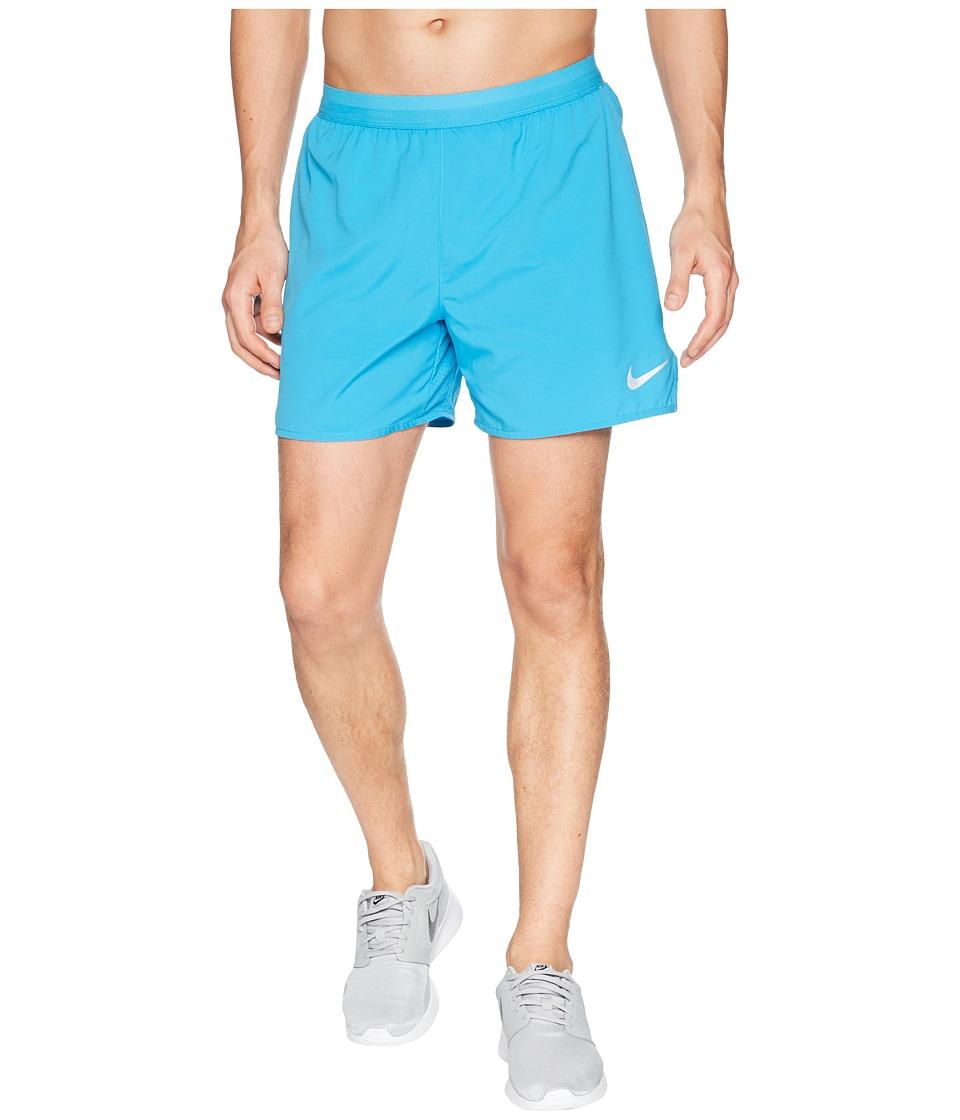 Nike Flex Stride 5 Running Short (Equator Blue/Obsidian) Men