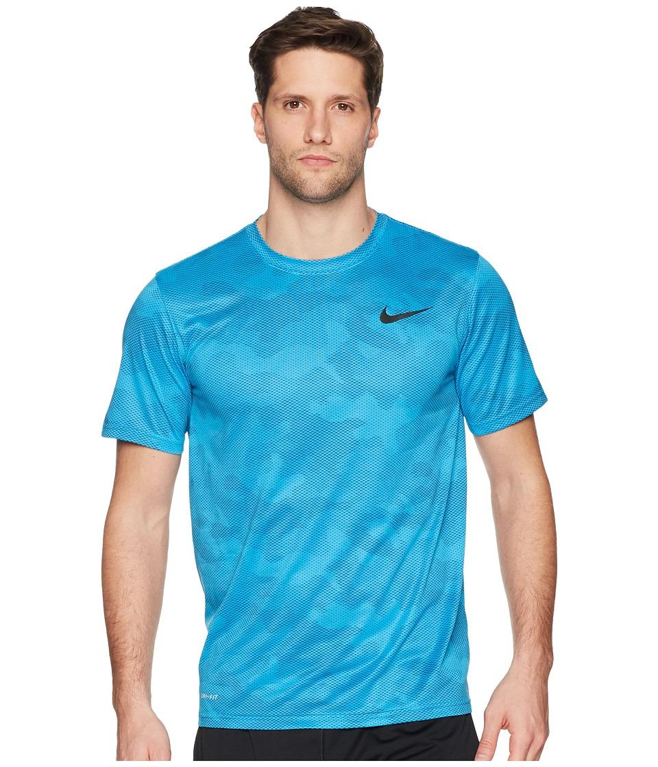 Nike Dry Legend Training T-Shirt (Equator Blue) Men