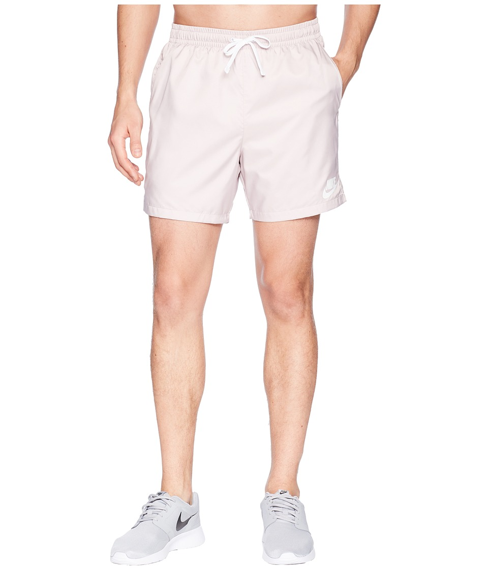 Nike Woven Flow Short (Particle Rose/White/White) Men