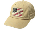 Polo Ralph Lauren Cotton Chino Iconic Flag Cap