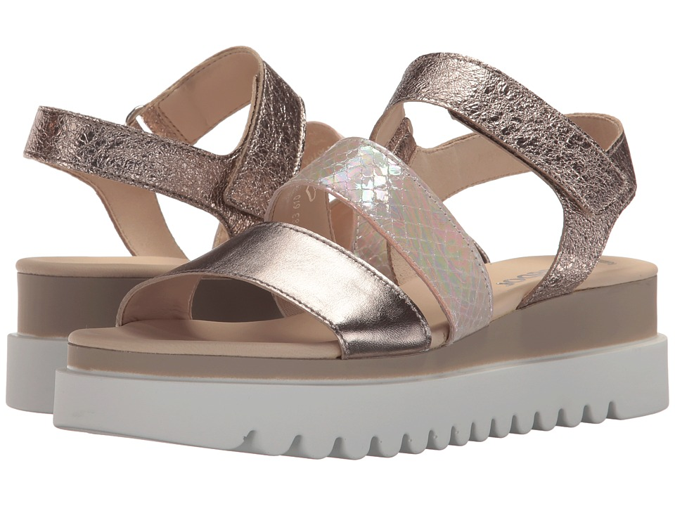 Gabor - Gabor 83.610 (Gold Luxor/Boa) Women's Sandals