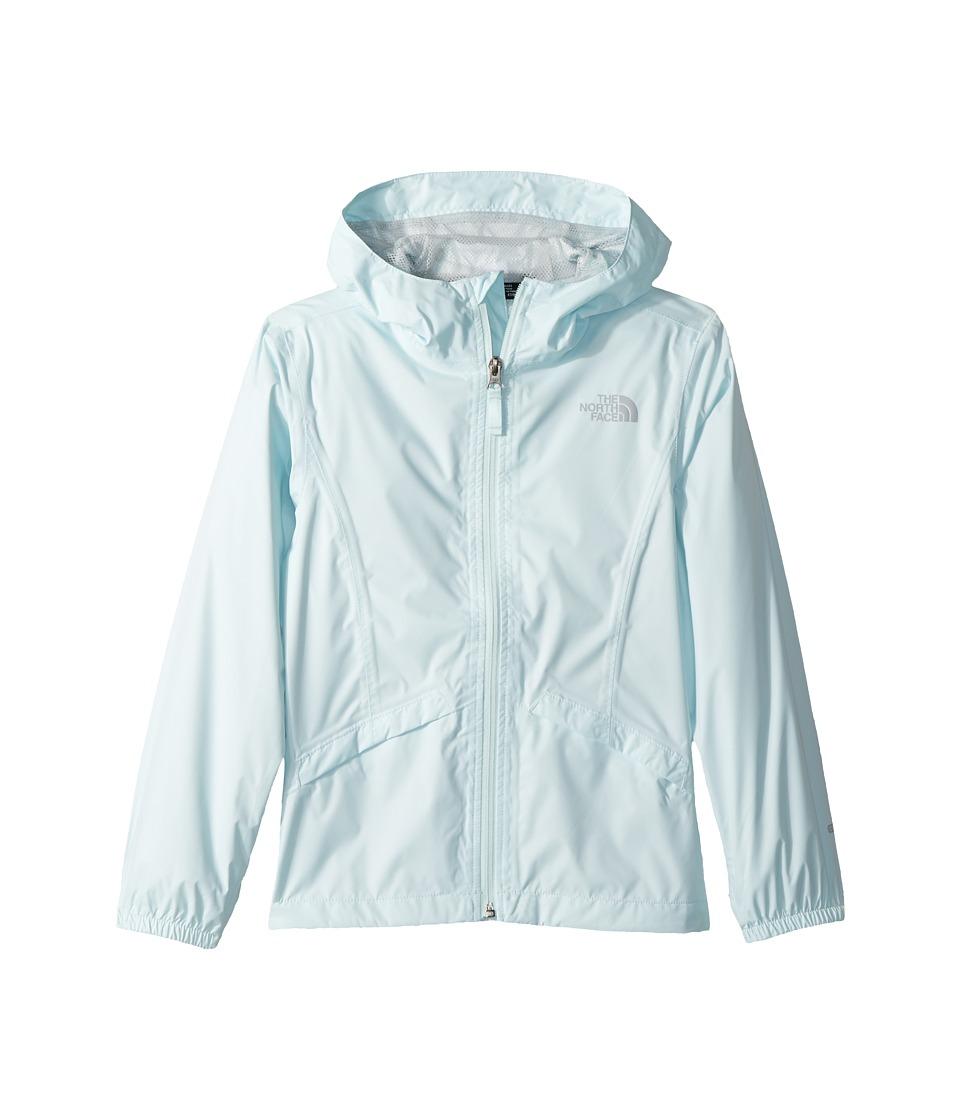 The North Face Kids Zipline Rain Jacket (Little Kids/Big Kids) (Origin Blue) Girl