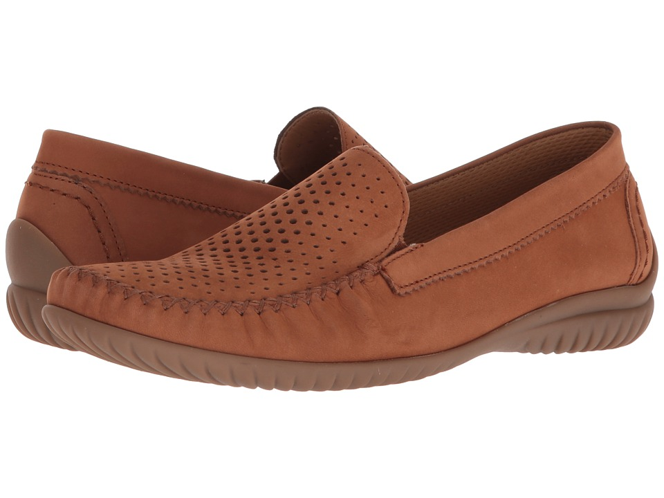 Gabor Gabor 86.094 (Brandy Nubuck Soft) Women's Shoes