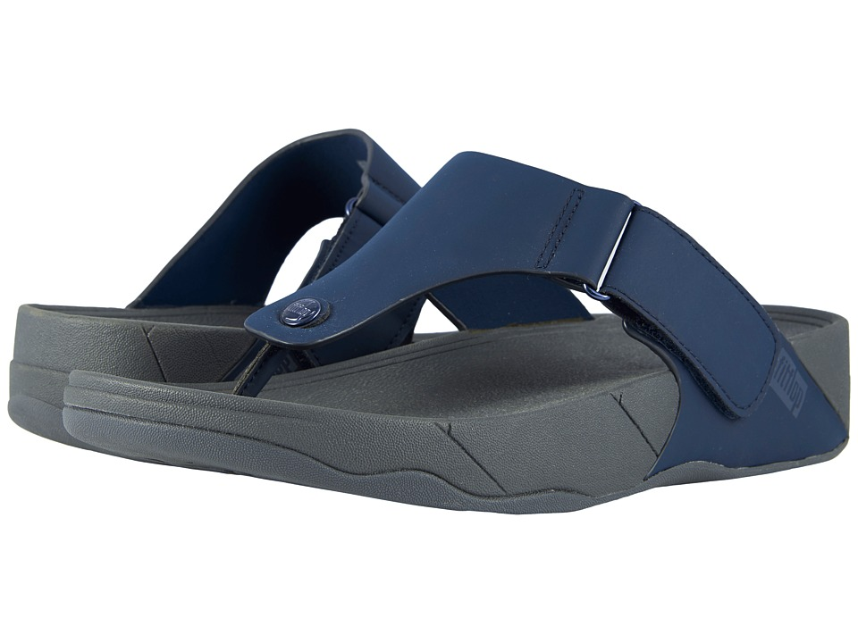 FitFlop - Trakk II (Midnight Navy) Mens Sandals