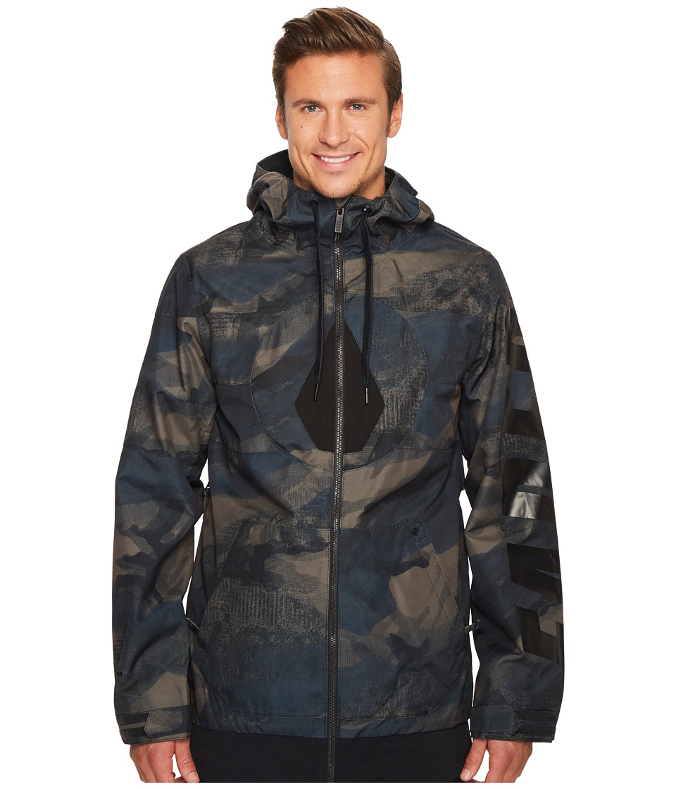 Volcom Snow - Hal Jacket (Camouflage) Mens Coat