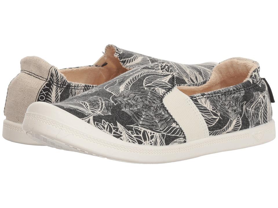 Roxy Palisades II (Black FG) Women's Shoes