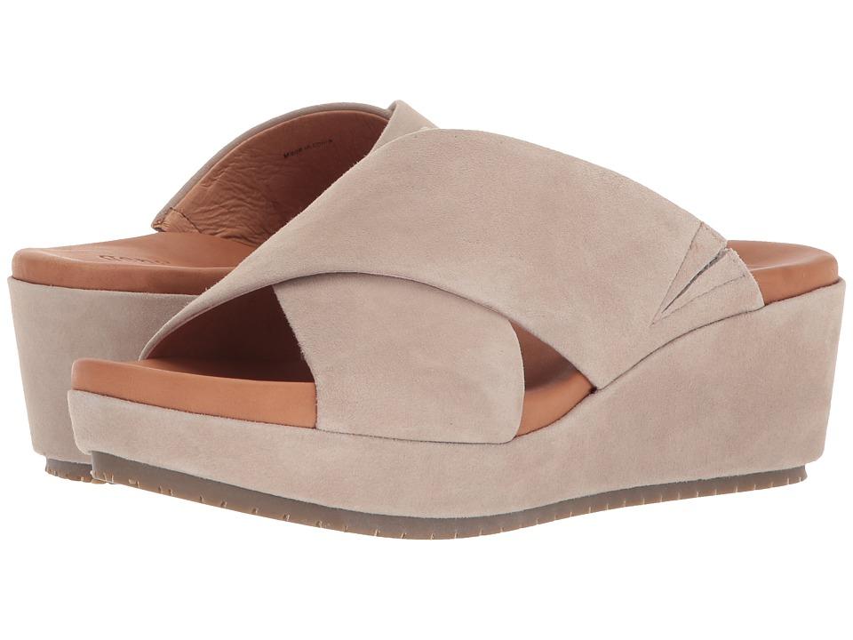 Gentle Souls Mikenzie (Mushroom Suede) Women's Shoes