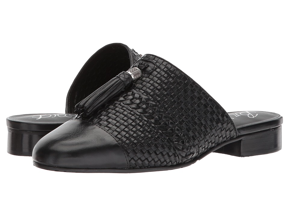 Brighton - Idol (Black) Womens Slip on  Shoes