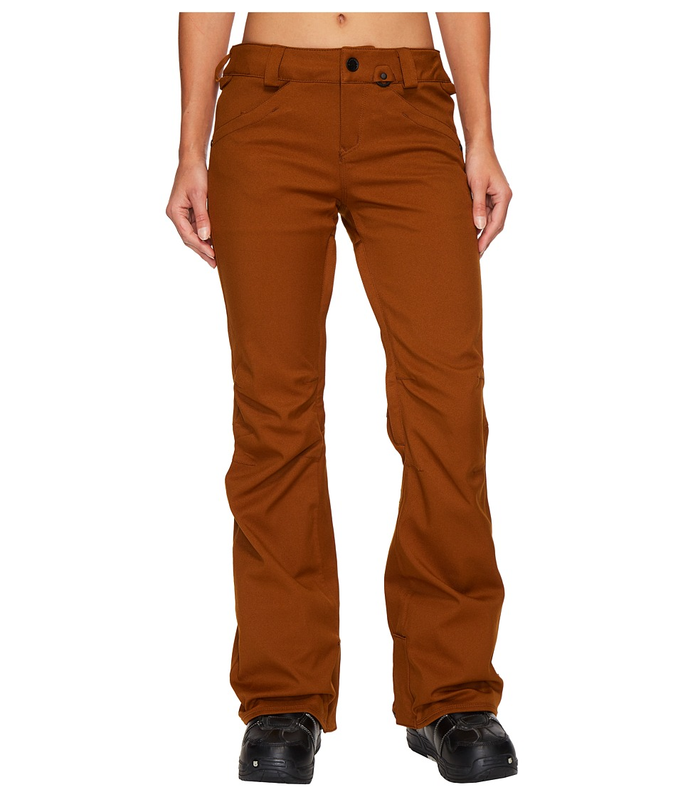 Volcom Snow - Species Stretch Pants (Copper) Women's Oute...