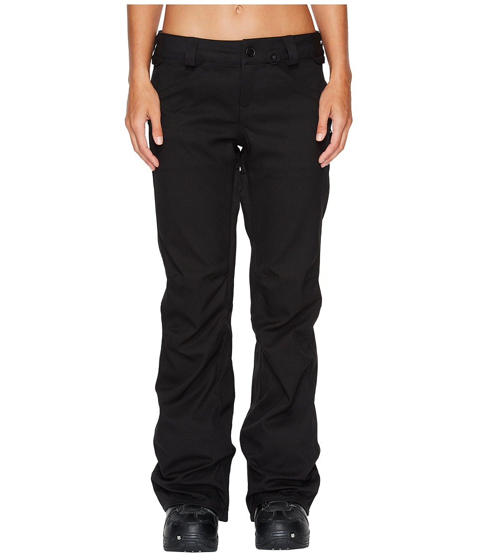Volcom Snow - Species Stretch Pants (Black) Women's Outer...