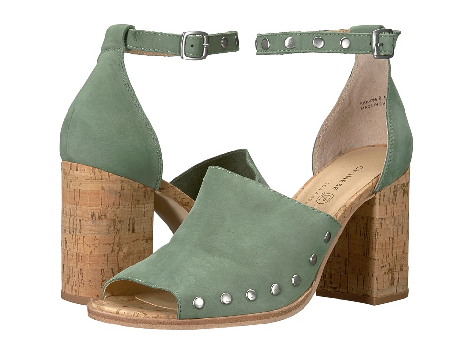 Chinese Laundry - Savana Sandal (Basil) High Heels