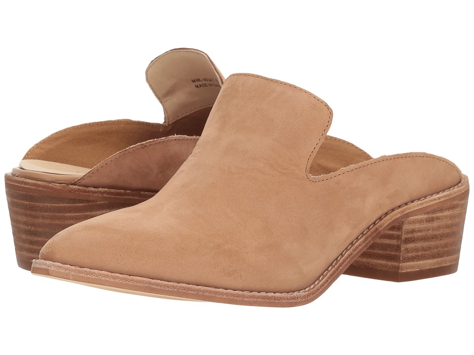 Chinese Laundry - Marnie Mule (Natural) Womens Clog Shoes