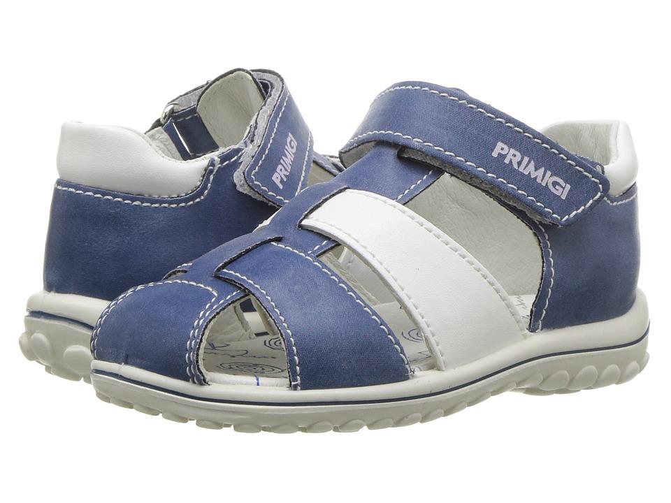 Primigi Kids - PSW 13613 (Infant/Toddler) (Blue/White) Boys Shoes