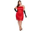 Unique Vintage Plus Size Speakeasy Flapper Dress