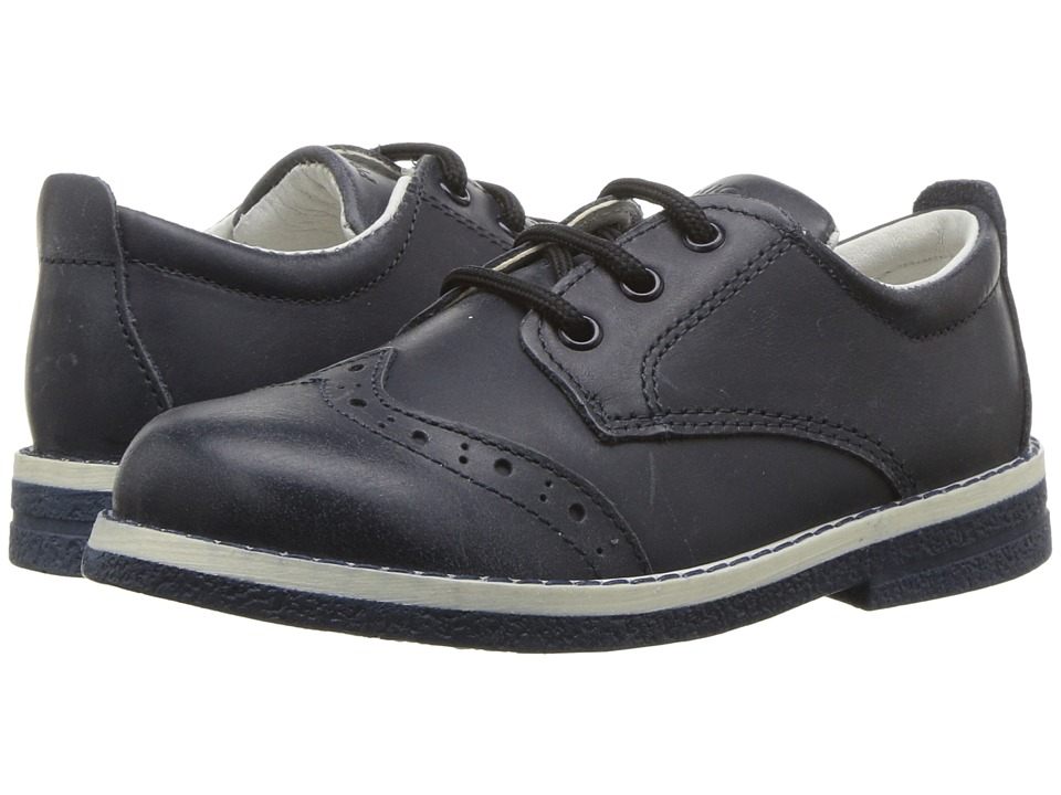 Primigi Kids - PHI 13536 (Toddler) (Blue) Boys Shoes
