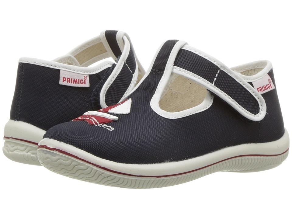 Primigi Kids - PBB 13503 (Infant/Toddler) (Blue) Boys Shoes