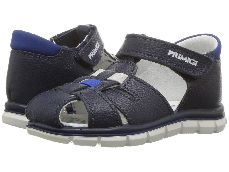 Primigi Kids - PTZ 13630 (Infant/Toddler) (Dark Blue) Boys Shoes