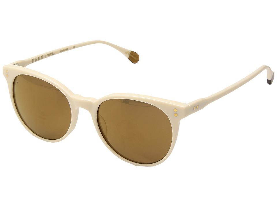 RAEN Optics - Norie (Bone Brown/Rose Mirror) Polarized Fashion Sunglasses