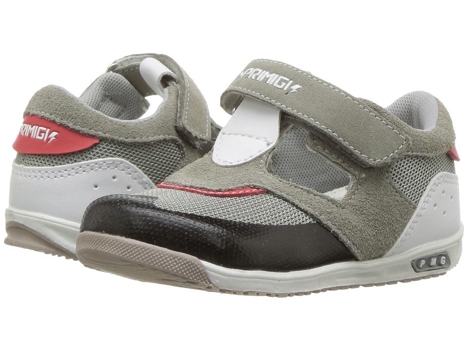 Primigi Kids - PBJ 14480 (Toddler) (Grey) Boys Shoes