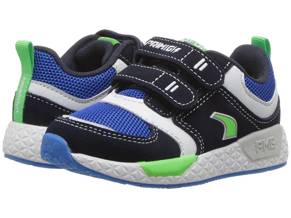 Primigi Kids - PBM 14475 (Toddler/Little Kid) (Navy/Royal) Boys Shoes