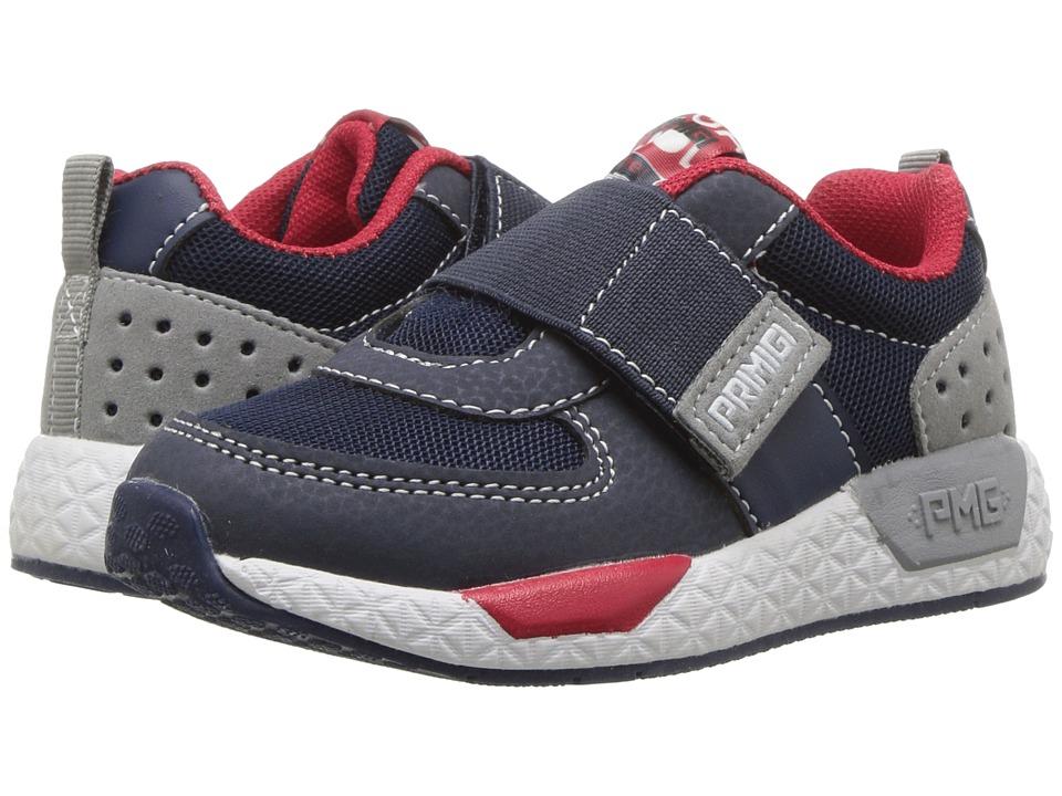 Primigi Kids - PBM 14476 (Toddler/Little Kid) (Navy/Navy) Boys Shoes