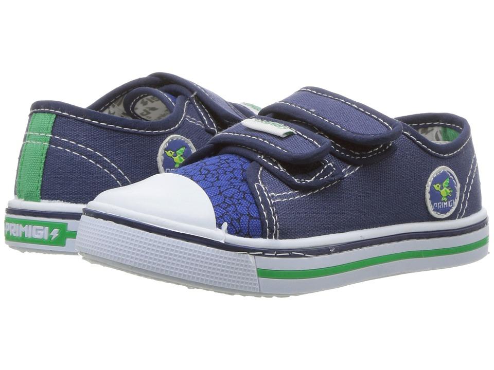 Primigi Kids - PBU 14457 (Toddler) (Blue) Boys Shoes
