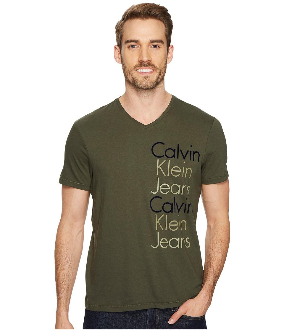 Calvin Klein Jeans - Serif CkJ Logo V