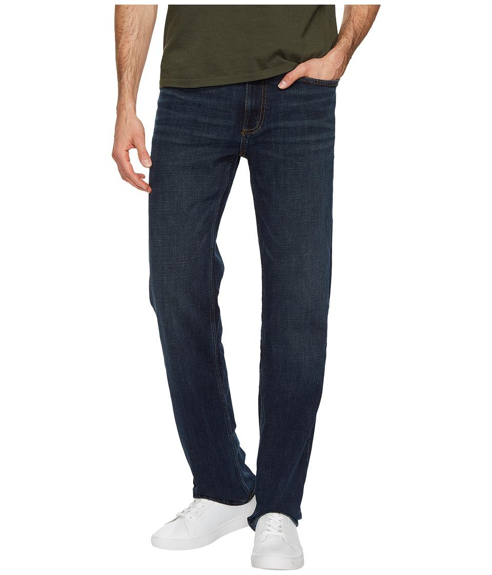 Calvin Klein Jeans Straight Leg Jeans in Bronx Blue (Bronx Blue) Men