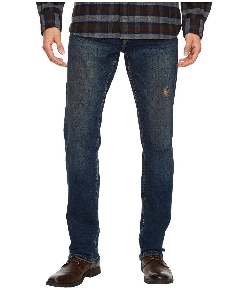 Calvin Klein Jeans Slim Fit Jeans in Myrtle Blue (Myrtle Blue) Men