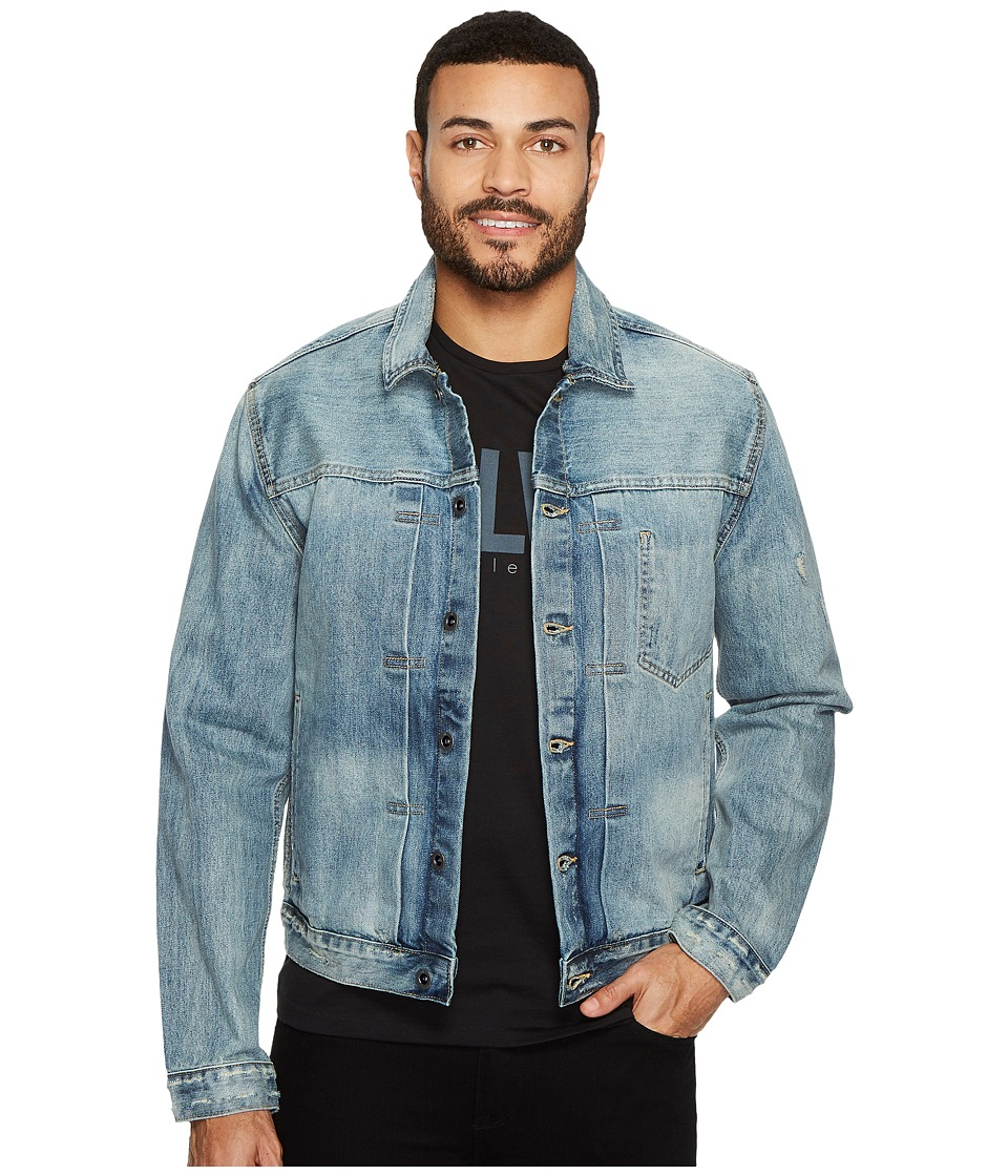 Calvin Klein Jeans Antique Wash Trucker Jacket (Antique Wash) Men