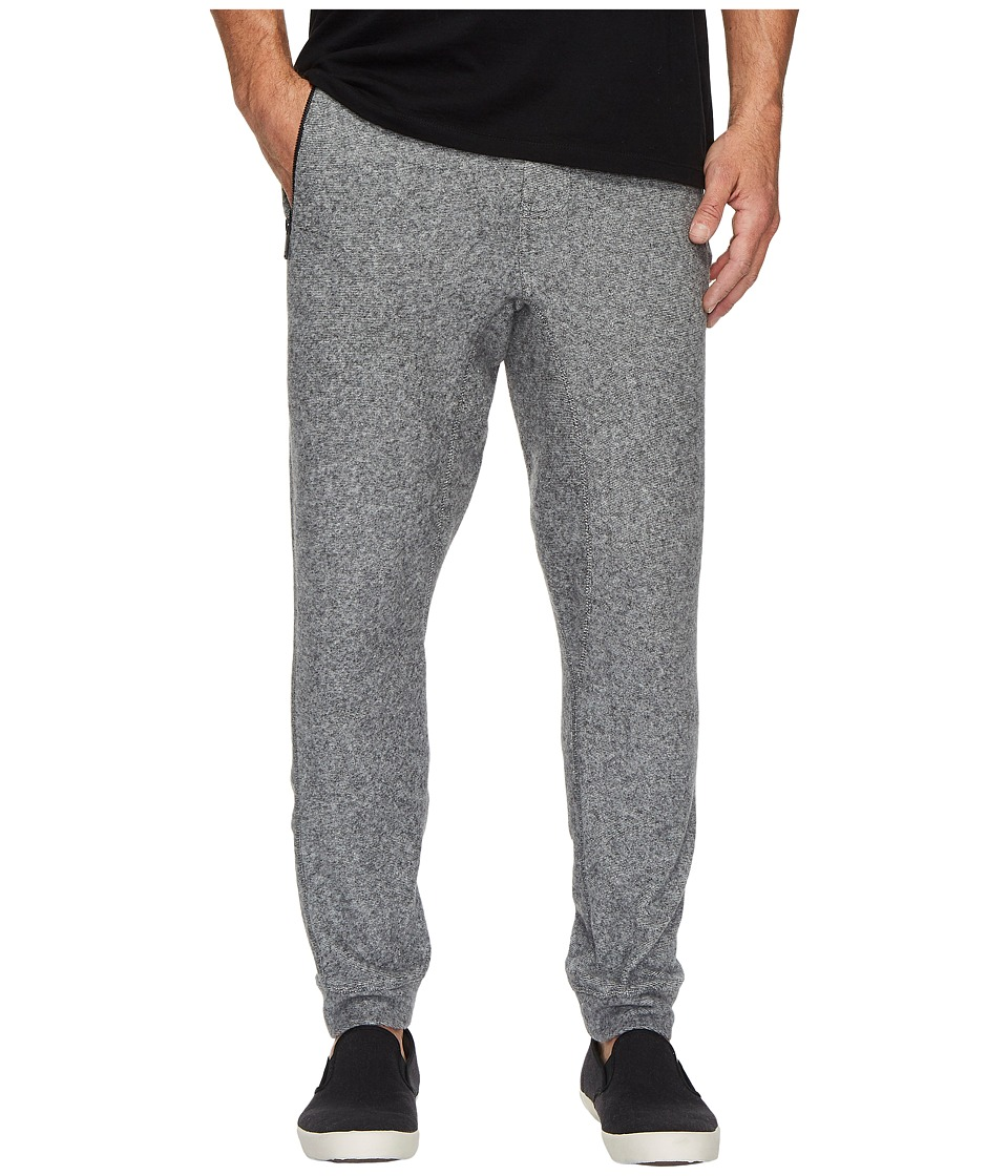 Calvin Klein Jeans Brushed Cozy Sweatpants (Racetrack Heather) Men
