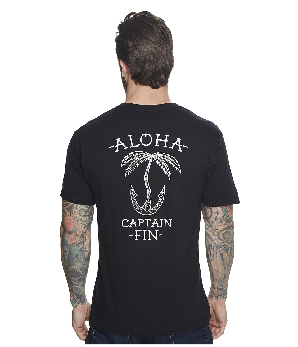 Captain Fin - Anchor Palm Tee