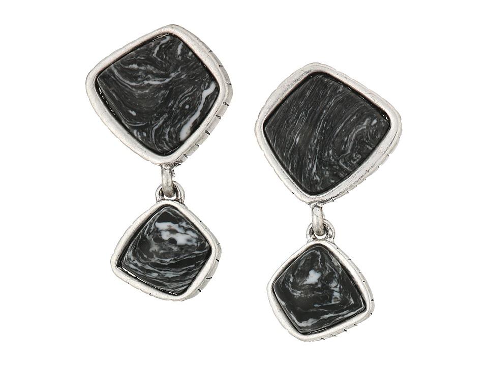 The Sak - Double Stone Drop Clip