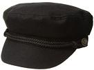 San Diego Hat Company Cabbie w/ Braid Trim and Metal Buckle