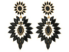 GUESS Starburst Stone Statement Earrings
