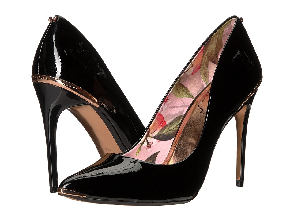 Ted Baker Kaawa 2 (Black Patent Leather) Women's Shoes