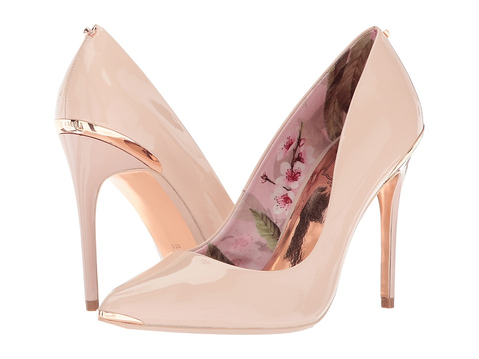 Ted Baker Kaawa 2 (Nude Patent Leather) Women's Shoes
