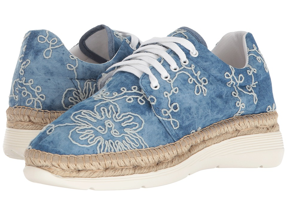 Spring Step - Kacy (Denim Blue) Womens Shoes