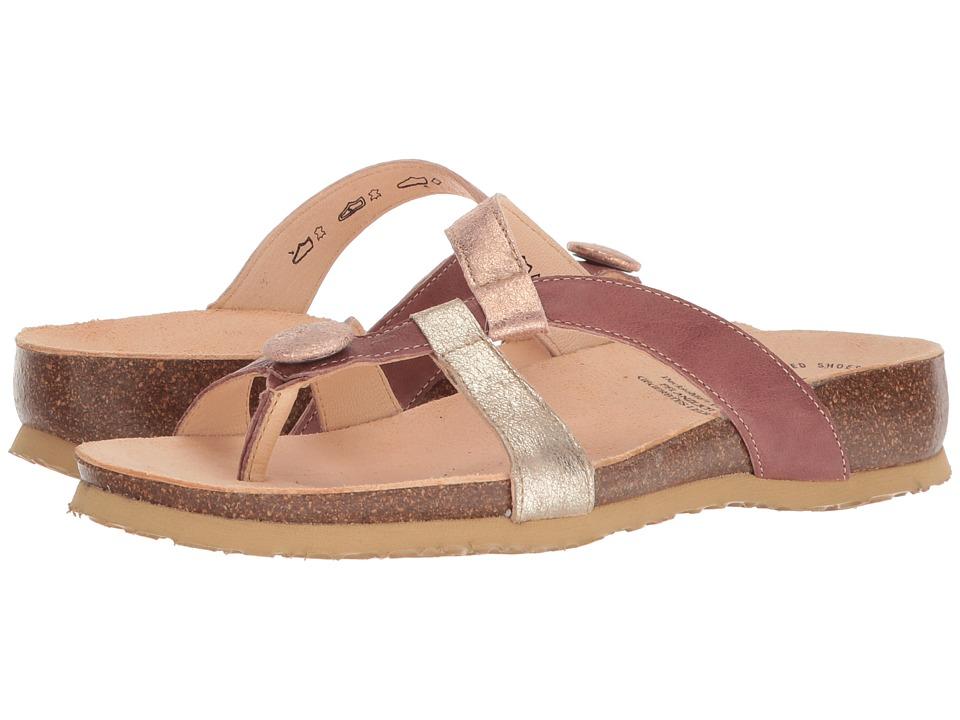 Think! - Julia Damen - 82334 (Rose/Kombi) Womens Sandals