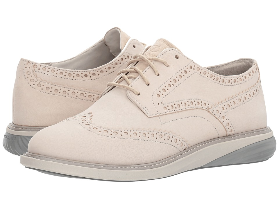 Cole Haan Grand Evolution Wing Oxford (Pumice Stone Nubuck) Women