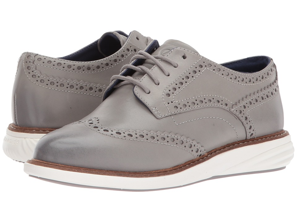Cole Haan Grand Evolution Wing Oxford (Ironstone Leather) Women