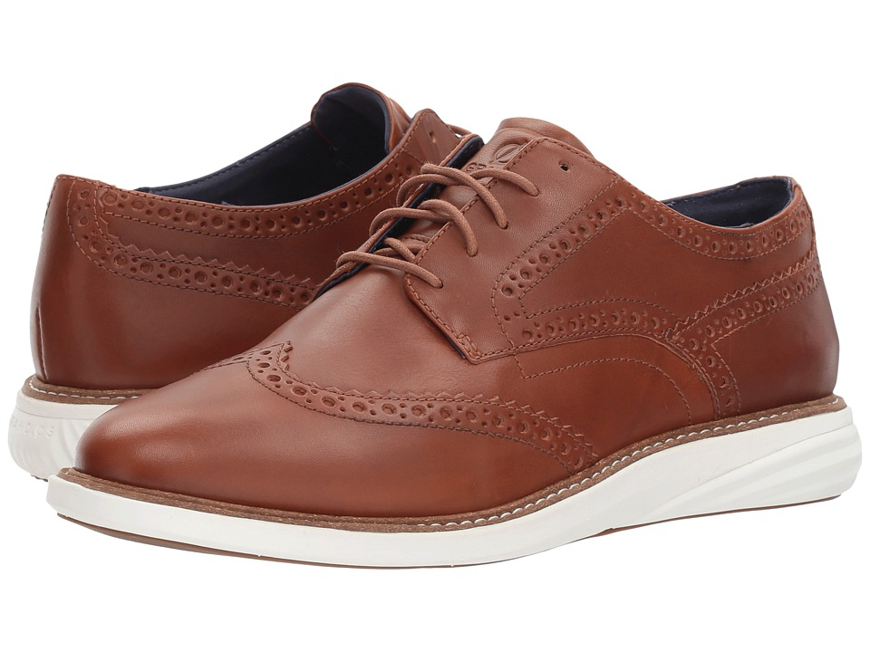 Cole Haan Grand Evolution Wing Oxford (Woodbury Leather) Women