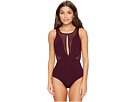 JETS by Jessika Allen Aspire High Neck One-Piece