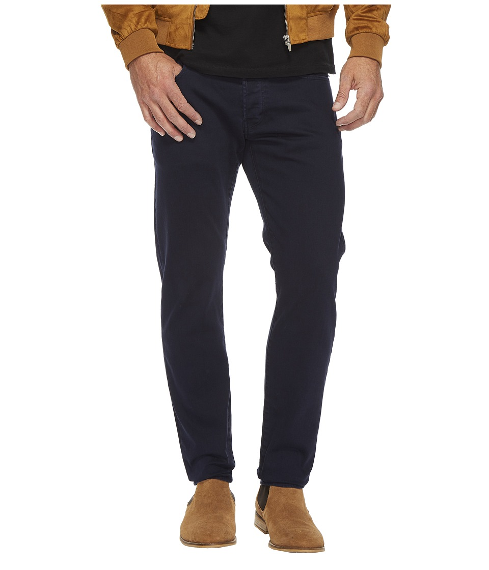 G-Star - 3301 Deconstructed Slim Colored Jeans in Dark Naval Blue