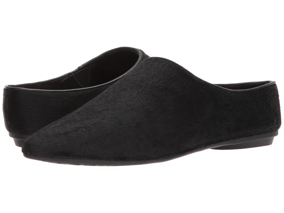 Taryn Rose - Elena (Black Haircalf) Womens Shoes