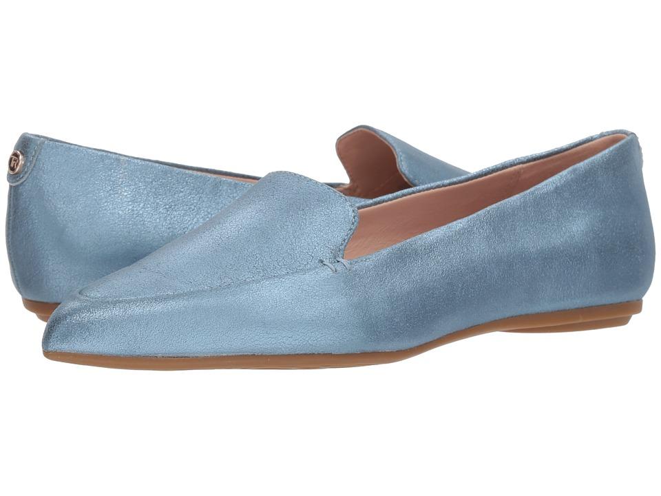 Taryn Rose - Faye (Sky Shimmer Metallic) Womens Shoes