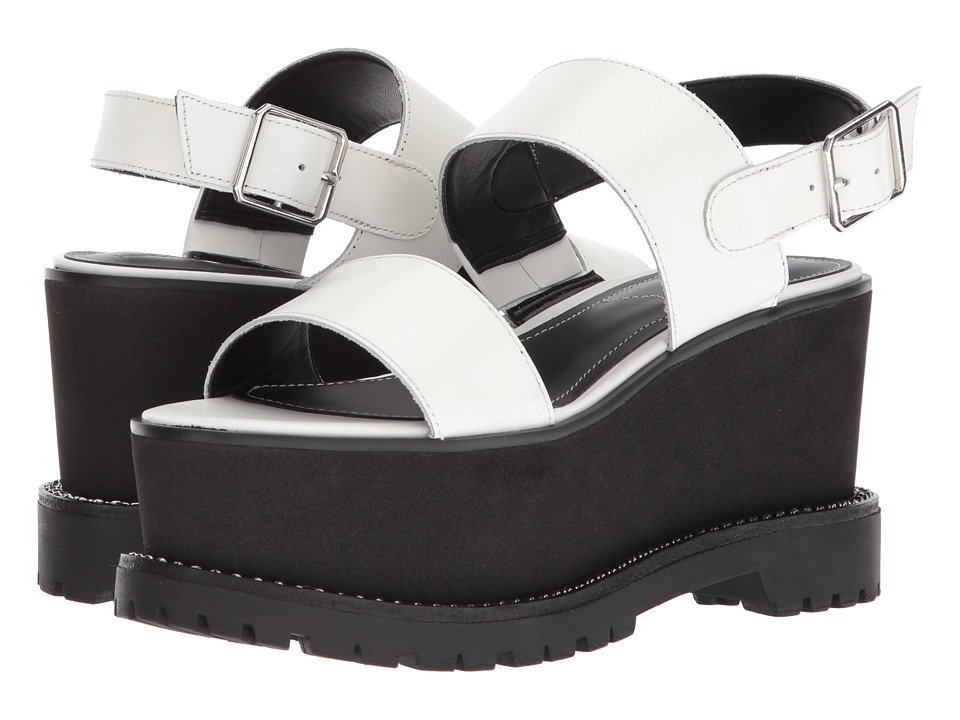 KENDALL + KYLIE Cady (White) Women's Shoes