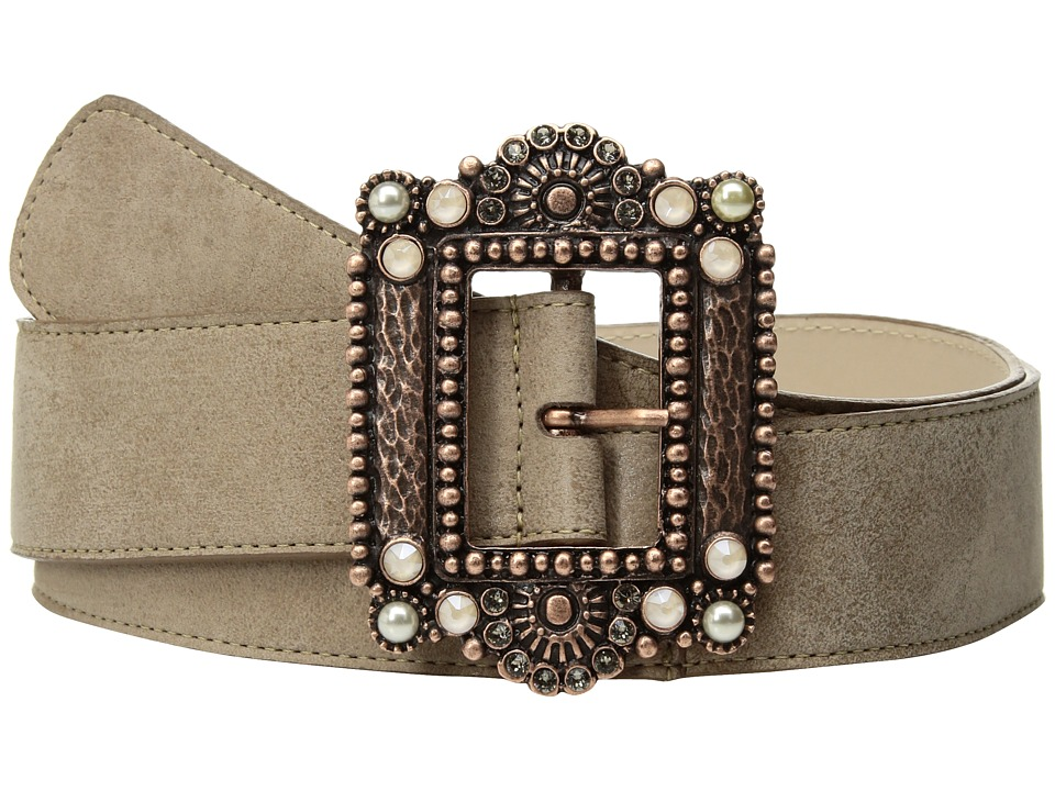 Leatherock - Victoria Belt (Hazel) Womens Belts