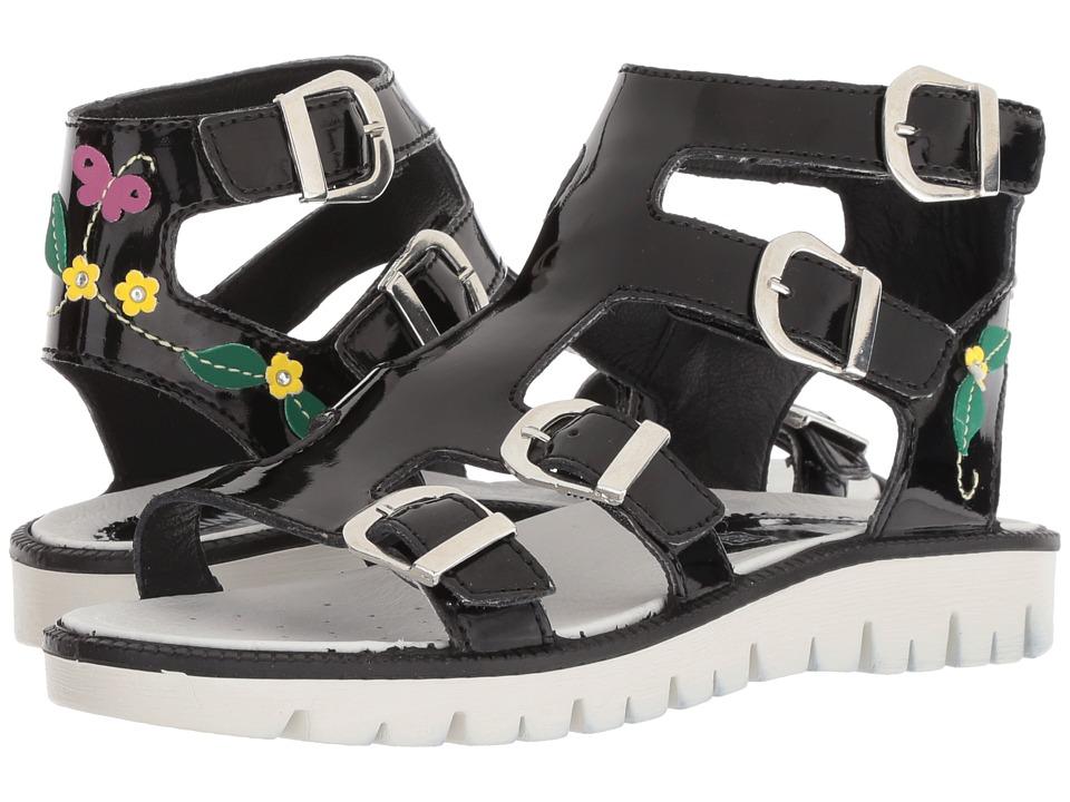 Primigi Kids - PAX 13822 (Big Kid) (Black) Girls Shoes