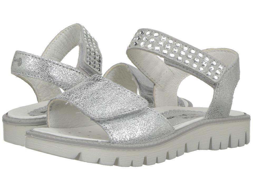 Primigi Kids - PAX 13825 (Toddler/Little Kid) (Silver) Girls Shoes